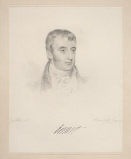 John Otway Cuffe, 2nd Earl of Desart, by Frederick Christian Lewis Sr, after  Joseph Slater - NPG D20578