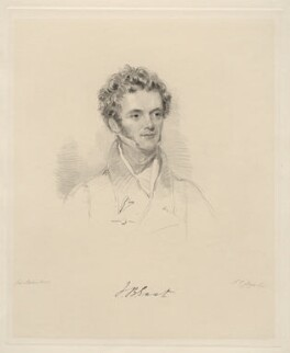 Sir James Buller East, 2nd Bt, by Frederick Christian Lewis Sr, after  Joseph Slater, 1826 or after - NPG D20580 - © National Portrait Gallery, London