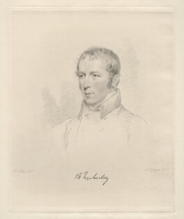 John Nicholas Fazakerley, by Frederick Christian Lewis Sr, after  Joseph Slater - NPG D20581