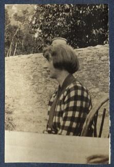 Dorothy Brett, by Lady Ottoline Morrell - NPG Ax140606