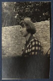 Dorothy Brett, by Lady Ottoline Morrell - NPG Ax140607
