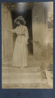 Lady Ottoline Morrell, possibly by Lady Ottoline Morrell - NPG Ax140640