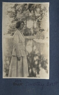 Dorothy Brett, by Lady Ottoline Morrell - NPG Ax140645