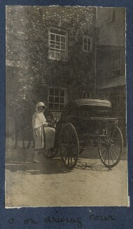 Lady Ottoline Morrell, by Unknown photographer - NPG Ax140668