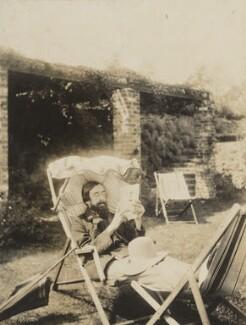 Lytton Strachey, by Unknown photographer - NPG Ax13006