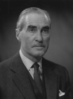 Edmund Graham Angus, by Bassano Ltd - NPG x170727