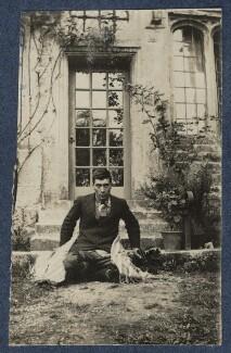 Frank James Prewett, by Lady Ottoline Morrell - NPG Ax140706