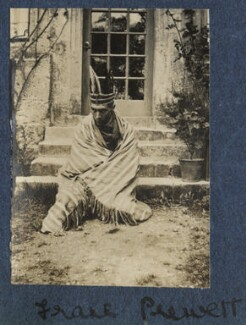 Frank James Prewett, by Lady Ottoline Morrell - NPG Ax140708