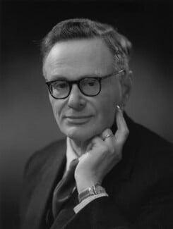 Sir Hans Adolf Krebs, by Bassano Ltd - NPG x170793