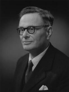 Sir Hans Adolf Krebs, by Bassano Ltd - NPG x170794