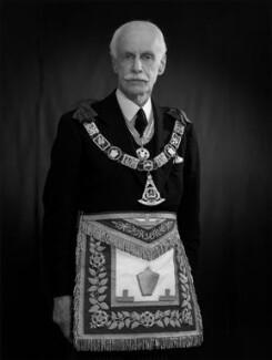 George St Vincent Harris, 5th Baron Harris, by Bassano Ltd - NPG x170860