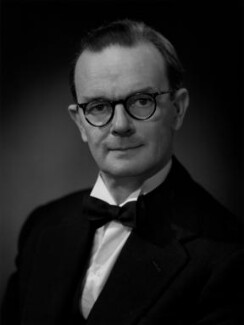 Charles Edward Kingsley Newman, by Bassano Ltd, 17 May 1961 - NPG x170877 - © National Portrait Gallery, London