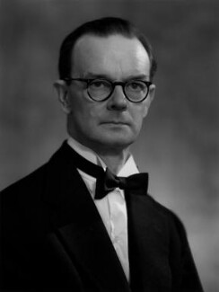 Charles Edward Kingsley Newman, by Bassano Ltd, 17 May 1961 - NPG x170878 - © National Portrait Gallery, London