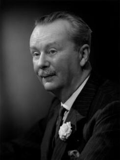 Sir John Renton Aird, 3rd Bt, by Bassano Ltd, 17 May 1961 - NPG x170879 - © National Portrait Gallery, London
