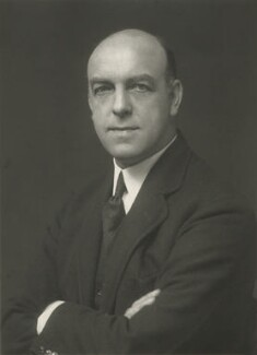 Sir (Thomas) Drummond Shiels, by Walter Stoneman - NPG x165774