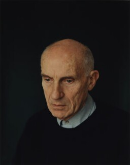 John Causebrook, by Adam Broomberg and Oliver Chanarin, 5 February 2005 - NPG P1108 - © National Portrait Gallery, London