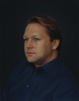 David Ross, by Adam Broomberg and Oliver Chanarin - NPG P1117