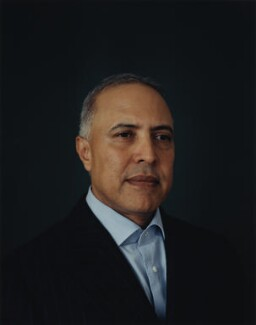 Arun Sarin, by Adam Broomberg and Oliver Chanarin - NPG P1119