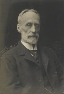 Charles Lindley Wood, 2nd Viscount Halifax, by Walter Stoneman, for  James Russell & Sons - NPG Ax46118