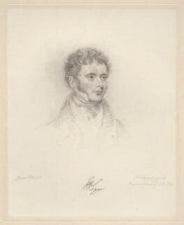 Hon. Heneage Legge, by Frederick Christian Lewis Sr, after  Joseph Slater - NPG D20585