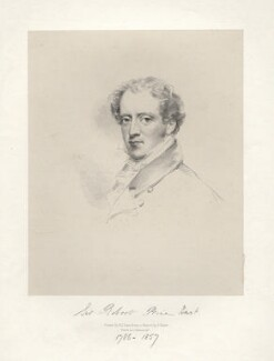 Sir Robert Price, Bt, by Richard James Lane, after  Joseph Slater - NPG D20587