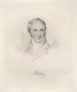 Richard Wellesley, by Frederick Christian Lewis Sr, after  Joseph Slater - NPG D20589