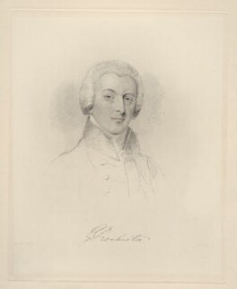 George Murray, by Frederick Christian Lewis Sr, after  Joseph Slater - NPG D20592