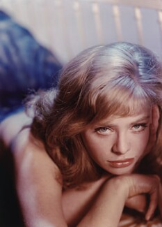 Susannah York, by Cornel Lucas - NPG x127221