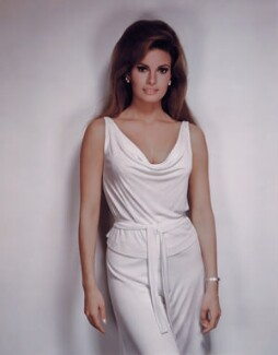 Raquel Welch, by Cornel Lucas - NPG x127223