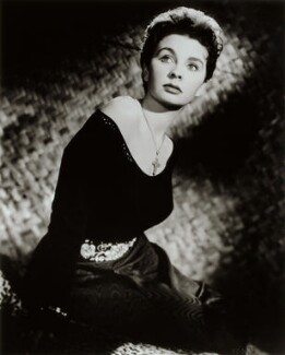 Jean Simmons, by Cornel Lucas - NPG x127225