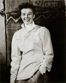 Katharine Hepburn, by Cornel Lucas - NPG x127227