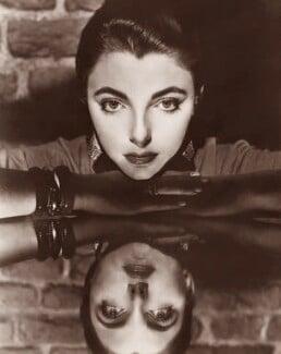 Joan Collins, by Cornel Lucas - NPG x127232