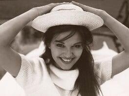 Claudia Cardinale, by Cornel Lucas - NPG x127241