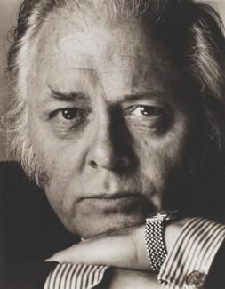Richard Attenborough, by Cornel Lucas, 1982 - NPG x127247 - © estate of Cornel Lucas