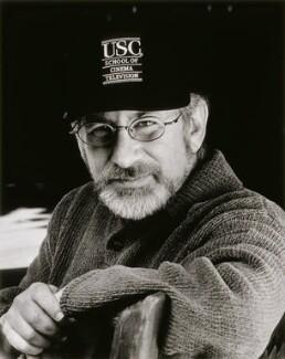 Steven Spielberg, by Cornel Lucas - NPG x127249