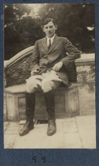 Siegfried Sassoon, by Lady Ottoline Morrell - NPG Ax140883