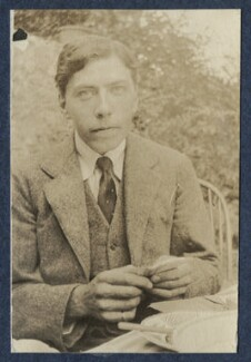 Gerald Frank Shove, by Lady Ottoline Morrell - NPG Ax140885