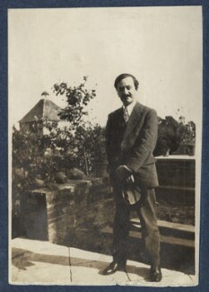 Simon Bussy, by Lady Ottoline Morrell - NPG Ax140895
