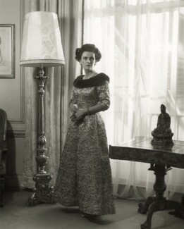 Margaret, Duchess of Argyll, by Rex Coleman, for  Baron Studios - NPG x125990