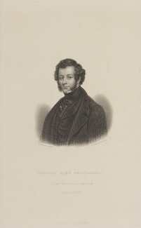 Charles Elmé Francatelli, by Samuel Freeman, after  Auguste Hervieu - NPG D20850