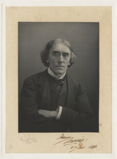 Sir Henry Irving, by Warwick Brookes - NPG x12130