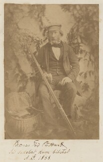 Thomas Tod Stoddart, by Unknown photographer - NPG P1092