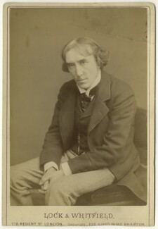 Sir Henry Irving, by Lock & Whitfield - NPG x22244