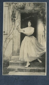 Lady Ottoline Morrell, possibly by Lady Ottoline Morrell - NPG Ax141200