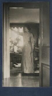 Lady Ottoline Morrell, by Lady Ottoline Morrell - NPG Ax141206