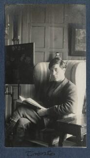Frank James Prewett, by Lady Ottoline Morrell - NPG Ax141209