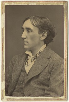 Sir Henry Irving, by Lock & Whitfield, circa early 1870s - NPG x17929 - © National Portrait Gallery, London