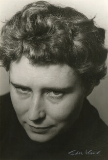 Doris Lessing, by Ida Kar - NPG x127281