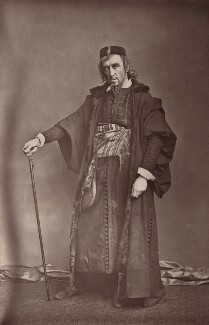 Sir Henry Irving as Shylock in 'The Merchant of Venice', by Edward Lyddell Sawyer - NPG Ax7706