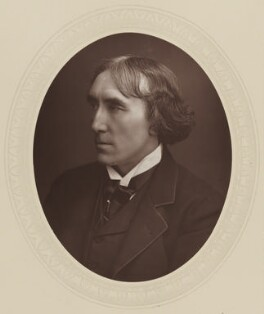Sir Henry Irving, by Lock & Whitfield, published by  Sampson Low, Marston, Searle and Rivington, published 1883 - NPG Ax17711 - © National Portrait Gallery, London